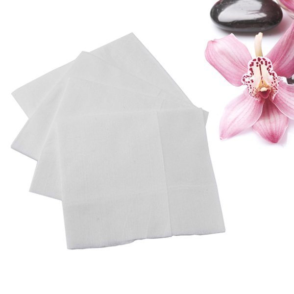 Small Towel (20cm x 30cm or 12inches x 8inches), White - Box 5,040
