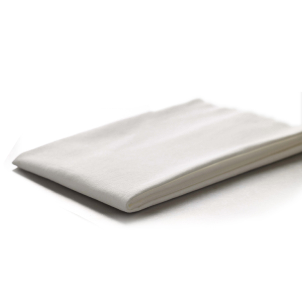Medium Towel (32x17in) White Twin Pack x 2